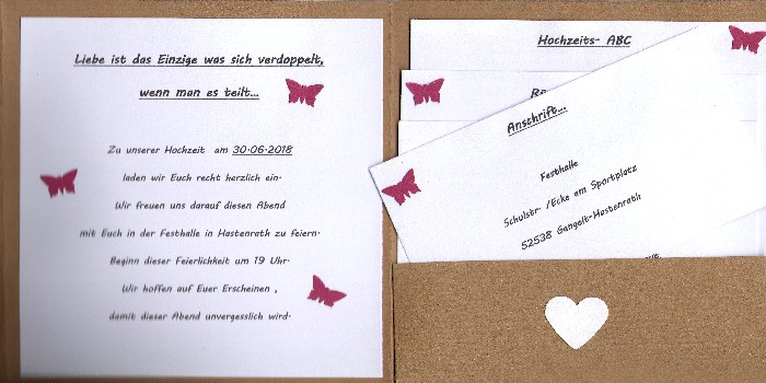 Tpfc Anna Und Markus Laden Ein Zur Hochzeit